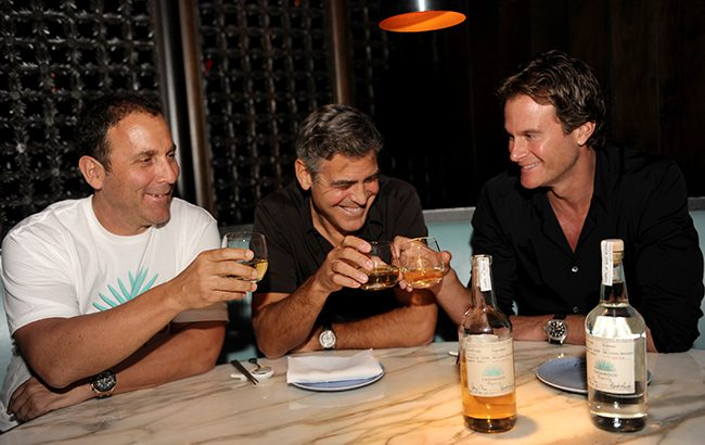 Diageo to buy Clooney's tequila brand in $1 billion deal