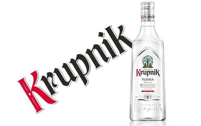 Top selling vodka