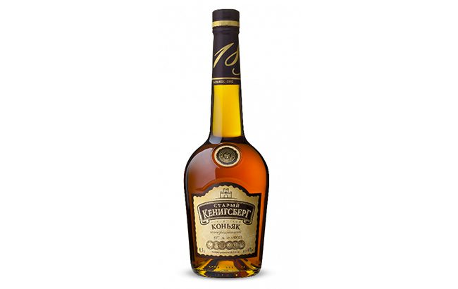 Top 10 best-selling brandy and Cognac brands