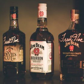 jim-beam bourbon
