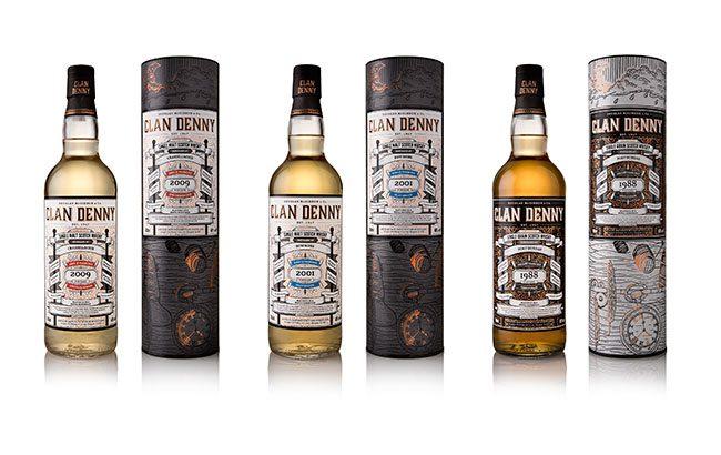 Clan Denny Scotch whisky