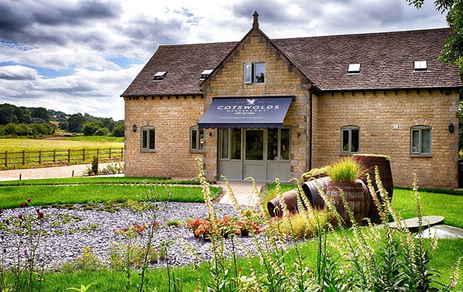 The Cotswolds Distillery welcomes nearly 30,000 visitors a year
