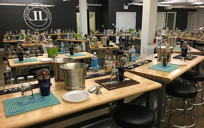 Liquor-Laboratory