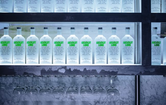 """72aba28a61e Pernod Ricard has recently rolled out a new structure based around 'moments  of consumption', which Ricard says is a """"global vision, activated locally""""."""