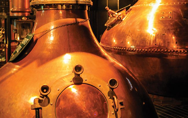 The Irish whiskey tourism industry will be affected by the advertising restrictions in the alcohol bill