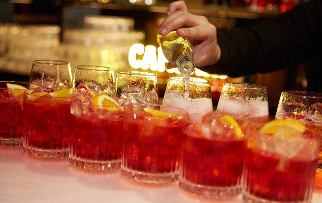 CAMPARI-cocktails