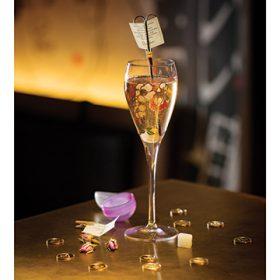 Champagne coctails fetish