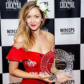 Glass act: TOTC award-winner