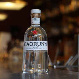 Caorunn new bottle design