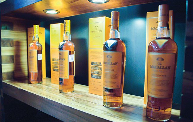 Mexico is the world's second­-largest consumer base for premium Scotch whisky