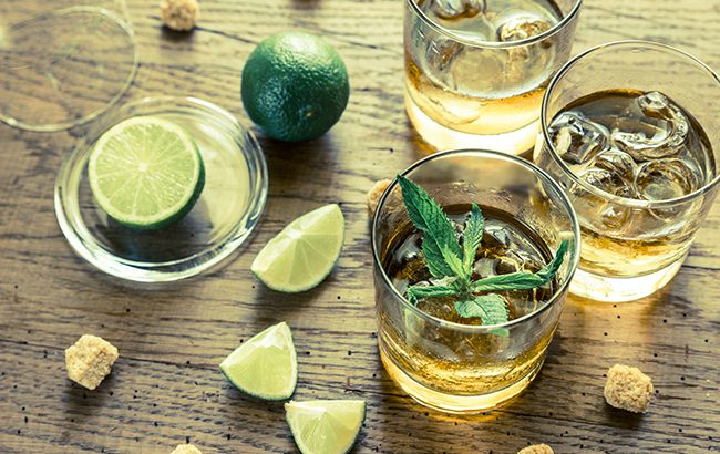 These were the best-selling rum brands in 2017