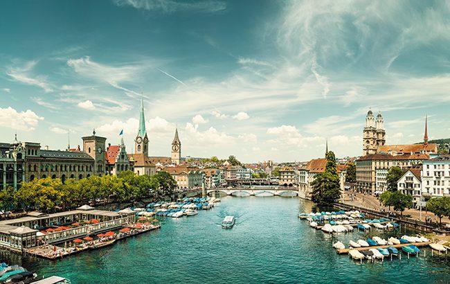 SB names the top 5 bars in Zurich, Switzerland