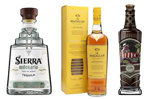 Top 50 innovative spirits launches of 2017: 40-31
