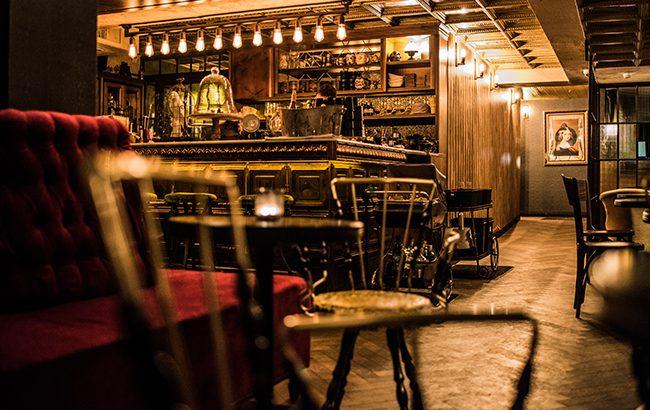 Leizgold's Bellboy bar