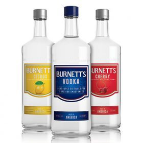 Burnett's-Vodka