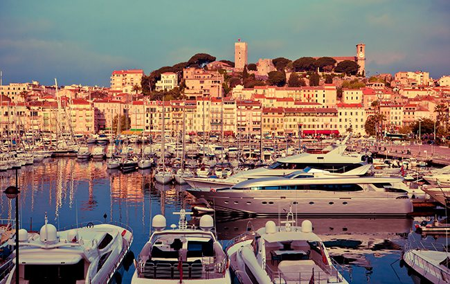 SB names the top five bars in Cannes, France