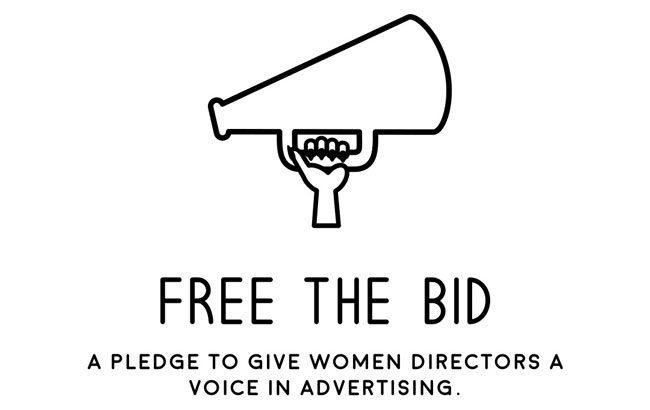 Free The Bid Logo