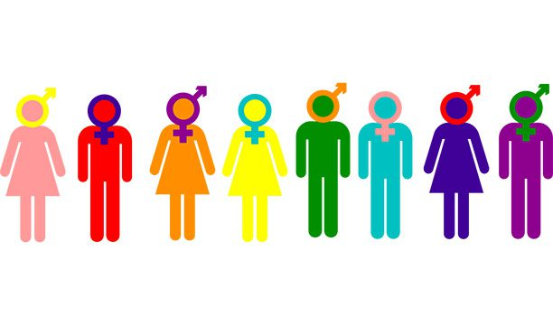 Gender-spirits