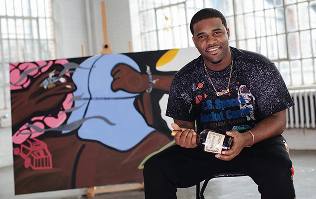 Last month in spirits marketing A$AP Ferg teamed up with Hennessy Cognac