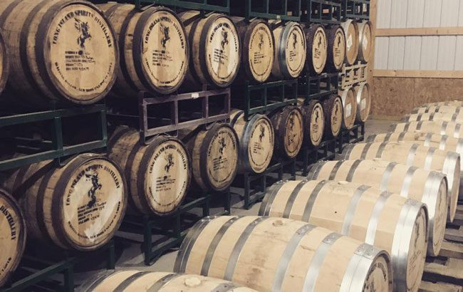 Pine Barrens Barrels