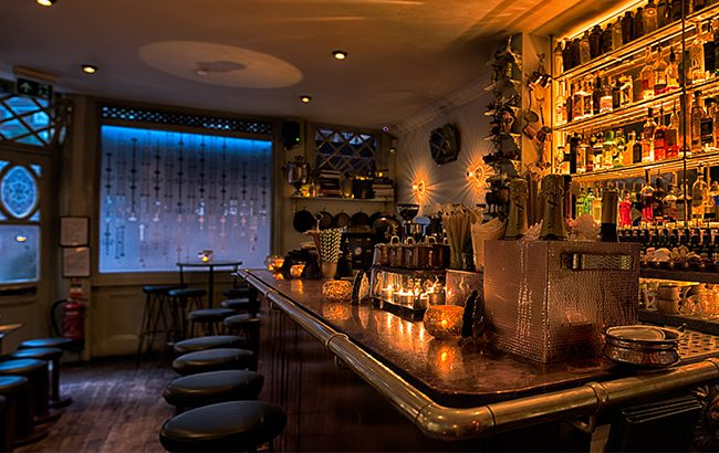 Marian Beke's The Gibson bar on London's Old Street