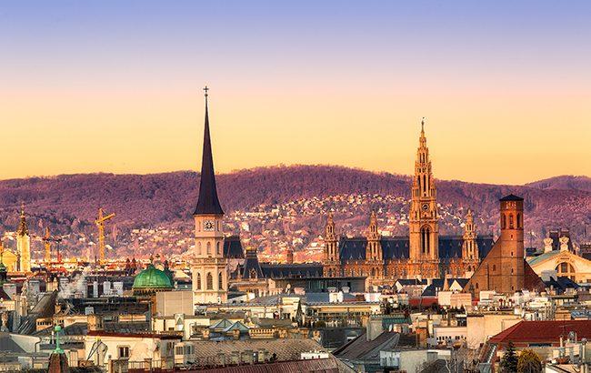 SB names the top five bars in Vienna, Austria