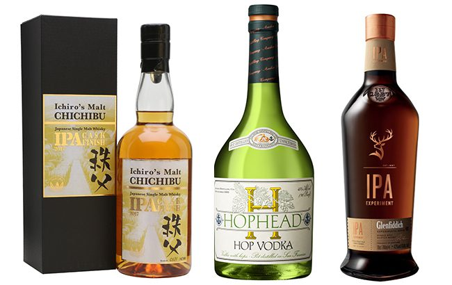 This is our selection of the top 10 times that beer and spirits joined forces