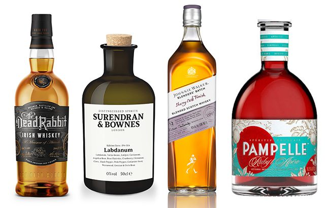 SB presents the top 10 spirits launches in January