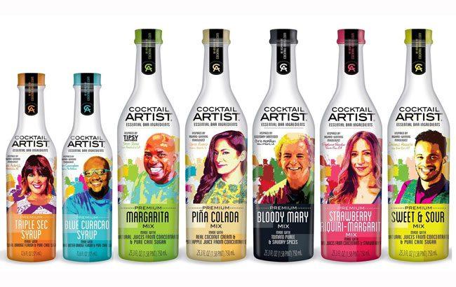 Cocktail Artist Mixes