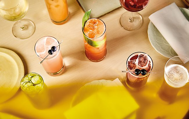 "Hakkasan's new non-alcoholic drinks menu features nine categories that ""explore and push the boundaries"""