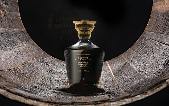 The 1965 Linkwood whisky i sbelieved to be the final remaining 1950s cask globally