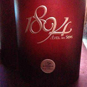 A shot of Rome de Bellegarde Cognac has broken the Guinness World Record