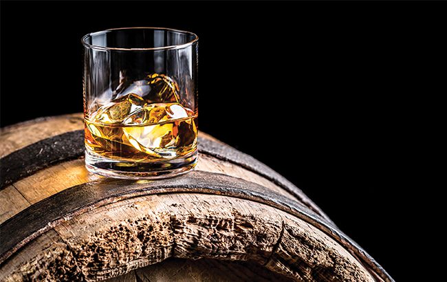 Liquid asset: the production of Scotch is strictly regulated