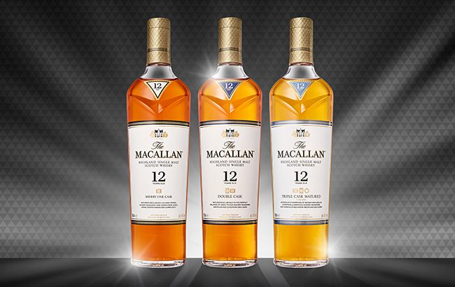 Image result for macallan 12 sherry oak