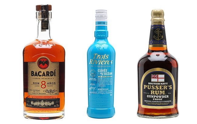 SB presents the 10 best value for money rums on the market