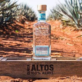 Olmeca Altos Bottle