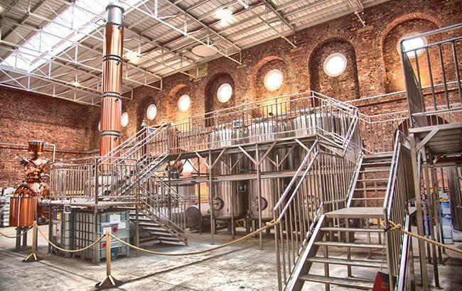 Kent's Copper Rivet Distillery began producing single malt English whisky last year