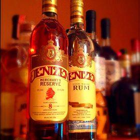 The Denizen Rum range consists of two expressions: Denizen Aged White Rum and Denizem Merchant's Reserve