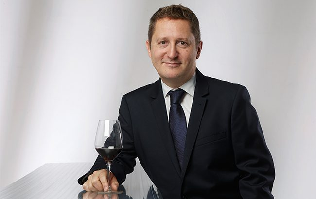 Guillaume Deglise will leave Vinexpo after the Hong Kong exhibition next month