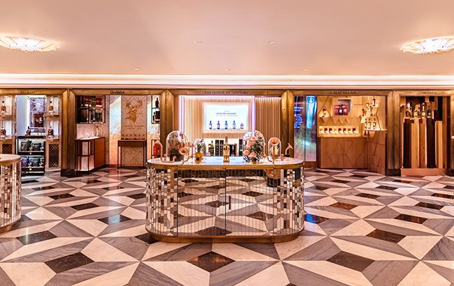 Harrods focuses on \'exploration\' with new drinks department
