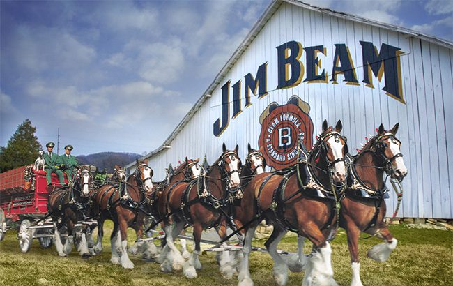Budweiser and Jim Beam Are Releasing a Bourbon Barrel-Aged Beer