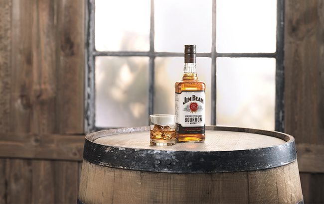 Shattock: Jim Beam 'will probably have its highest growth in 30 years this year'