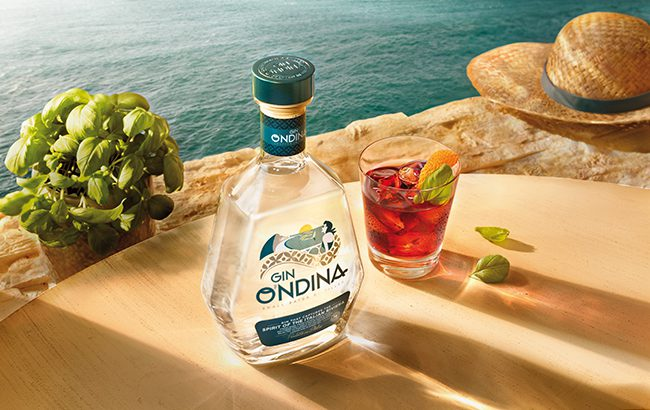 Campari enters the super-premium gin market with the launch of O'ndina