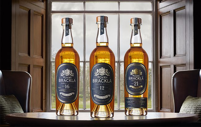 Royal Brackla: Stranger & Stranger worked on the brand's design