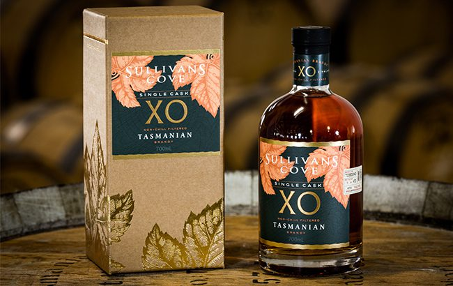 Sullivans Cove XO will be available in Single Cask and Double Cask