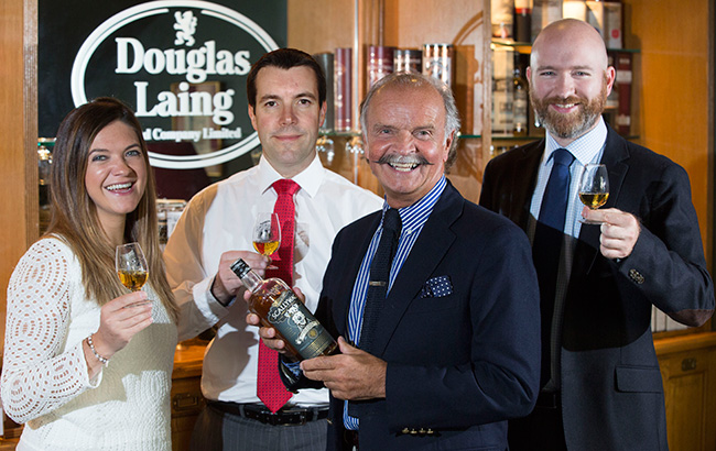 Douglas-Laing