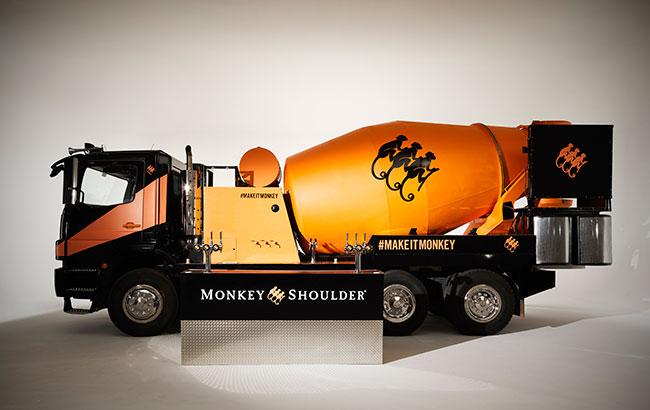 Monkey Mixer