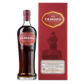 Tamdhu Single Cask Distillery Team Edition marks the 120th anniversary of the Speyside distillery