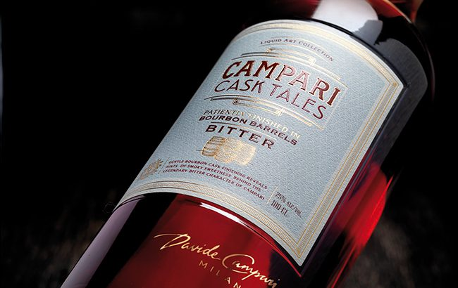 Campari Cask Tales taps into the trend for 'craft' barrel-aged spirits