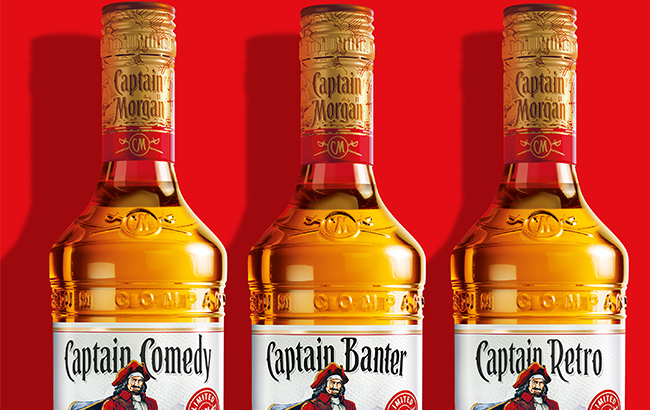 Captain Morgan witnessed 'highest rate of growth' across rum in 2017